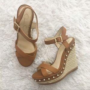 Jessica Simpson Arly Wedge Espadrilles Sandal